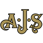 Motorcycle cover for AJS