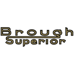 Motorcycle cover for Brough Superior