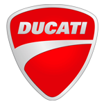 Motorcycle cover for Ducati