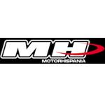 Bâche / Housse protection moto Motorhispania